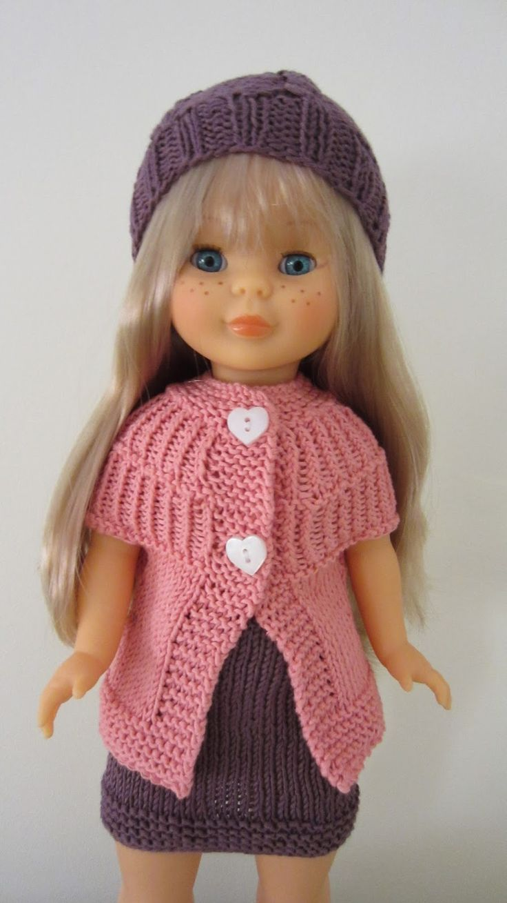 635 best tricot pour poupe knitting for dolls images on witchnofret handcraft three free patterns for nancy doll bankloansurffo Gallery