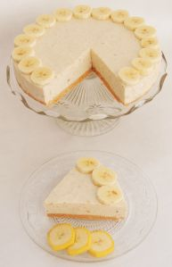 banánový čískejk