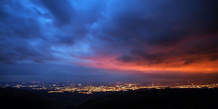 Night Yerevan by Hayk Yeghiazaryan on 500px