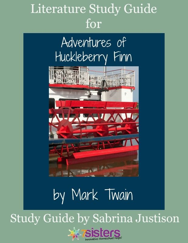 A literary analysis of the conflict in society in the adventures of huckleberry finn by mark twain
