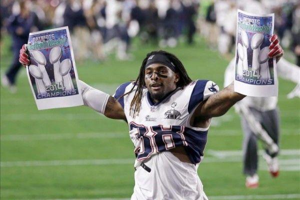 Los Patriots, campeones de la Super Bowl XLIX