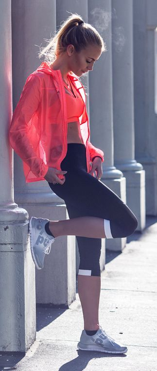 You have to try this!  Neon Apparel Workout Style https://www.fashionstyleshopping.com
