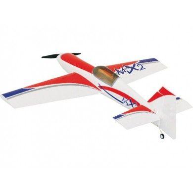 Zdalnie sterowany samolot MX-2 2,4 GHz RTF Mode 2 R-Planes to znakomity model cechujący się kompleksowym wyposażeniem. Warto zwrócić uwagę, że posiada on pięciokanałowy nadajnik, który daje bardzo spore możliwości. Opis, dane techniczne, komentarze oraz film Video znajdziesz na naszej stronie, nie ma jeszcze komentarzy, to czemu nie zostawisz swojego:)