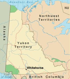 The Yukon is rugged and thinly populated, with landscapes ranging from glacier-capped mountains to low-lying wetlands, and dense forests to barren lands.