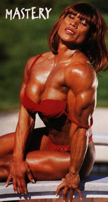 Leilani dalumpines | MUSCLE GODDESSES - Thank God For