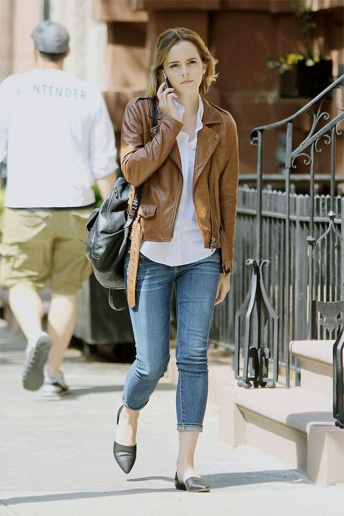 Emma Watson - New York City // April 25, 2016