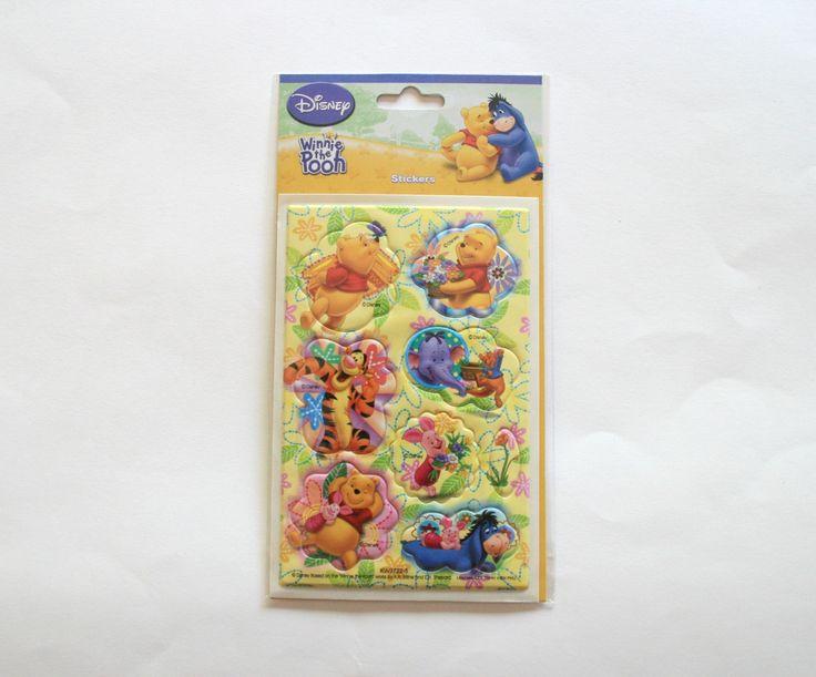 Stickers WINNIE l'Ourson et ses amis n°3 : Stickers, autocollants par boutique-creative-by-c-dona