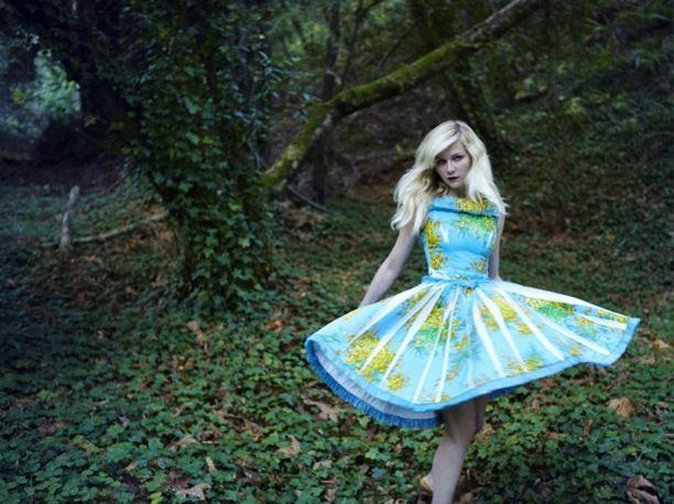Vogue Italia  Actress Kirsten Dunst  Photographer Yelena Yemchuk