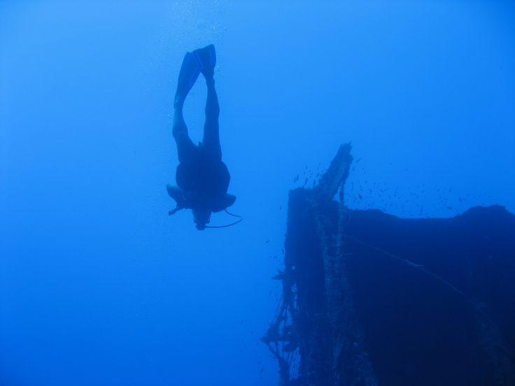 Diving in Kea island, Greece  84002