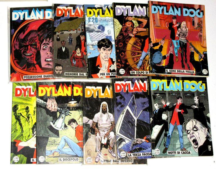 Dylan Dog prima edizione 171-180