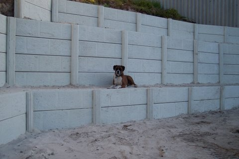 14 best Retaining Wall images on Pinterest | Stairs ...