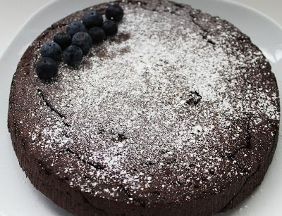 Chocolate Chickpea Cake | They're All Cakes | Pinterest
