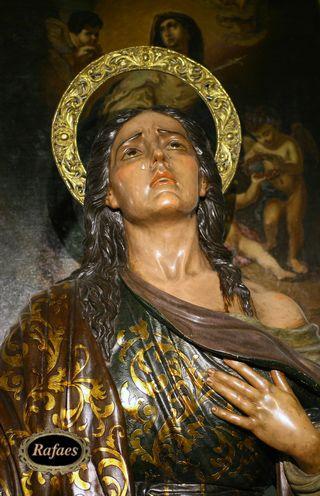 Santa María Magdalena. 22 de Julio. Santoral:::::::::::::::Rafaes