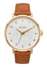 Arrow Leather | Women's Watches | Nixon Watches and Premium Accessories