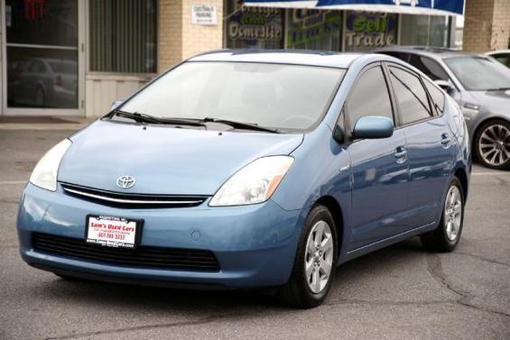 used prius, sams used cars, hagerstown