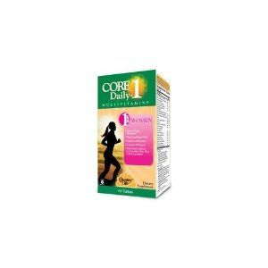 Country Life Core Daily 1 for Women Tablets, 60 Count by Country Life. $11.51. Supports energy metabolism. Womans multi vitamin. Animal cruelty free. Probiotics and enzymes. An ideal multivitamin for men, Country Life core daily 1 for women delivers daily nutritional support. It features a blend of B vitamins to support energy metabolism. Saw palmetto, pygeum, lycopene and pumpkin seed promote prostate health. Probiotics and enzymes help maintain healthy digestion.