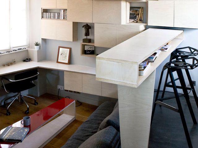 小さなスペースに大きな工夫。世界の「マイクロ・アパートメント」事情