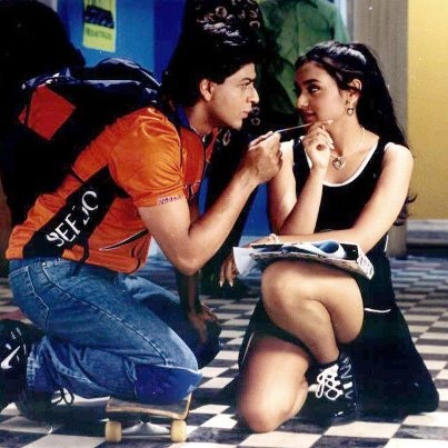 Image result for images of friendship in kuch kuch hota hai