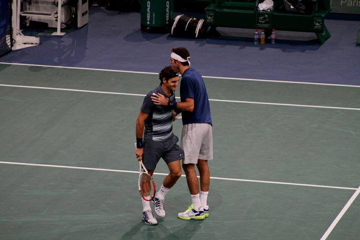 Bercy 2013 day 5: Federer vs Del Potro | Tennis Buzz