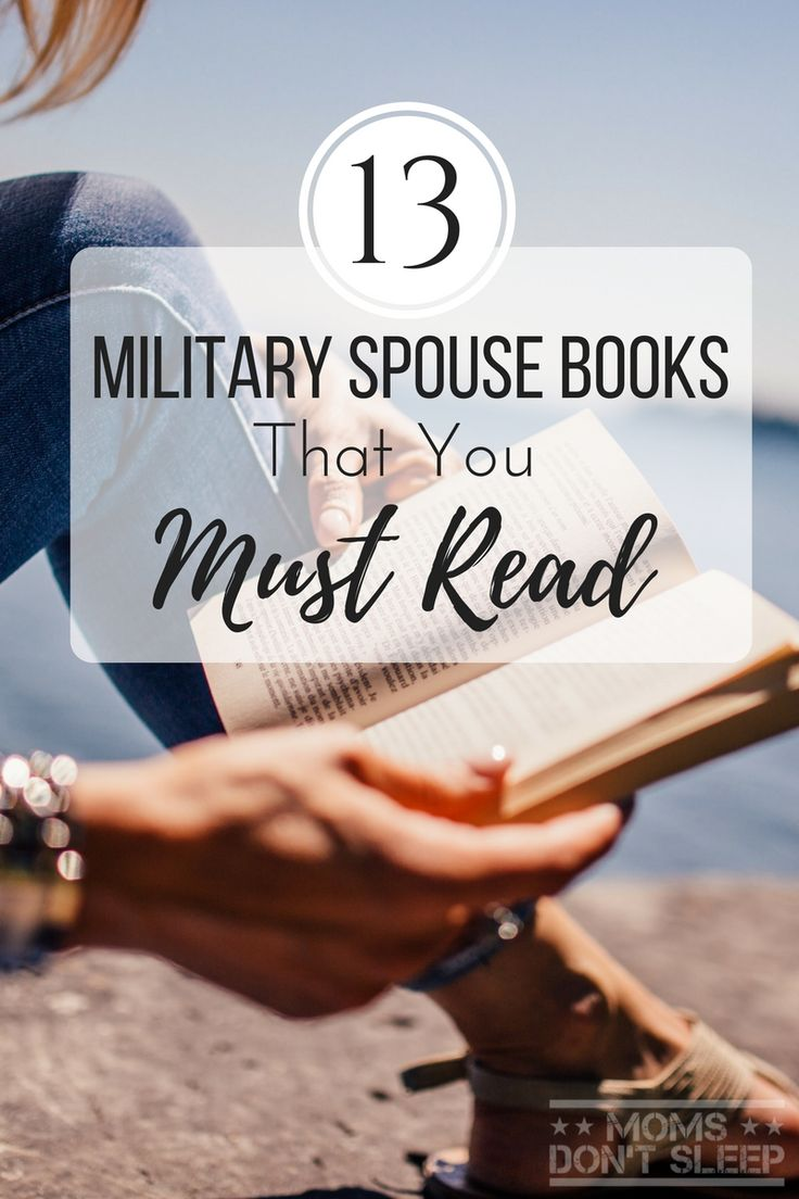 No one understands a military spouse like another military spouse! Here are 13 books written by other military spouses designed to help you relate, find your inner stregth, and thrive in your military life. You are not alone, these stories will feel like home! #12 is my favorite!