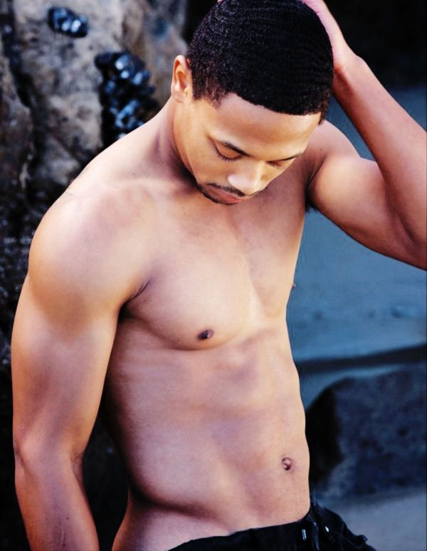 "Well go head Mr. Percy Romeo Miller, Jr with your HOT and SEXY little bod -  is the son of well known legend - rap mogul: ""Master P""."