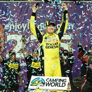 Kyle Busch Motorsports: 2014 Lucas Oil 225 preview (photo: NASCAR via Getty Images/Robert Laberge)