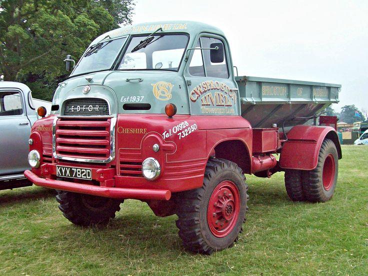 Bedford RL 4x4.