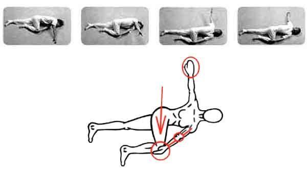 assouplissement contre douleur au dos