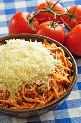 One Pan Spaghetti | Food Hero - Healthy Recipes that are Fast, Fun and Inexpensive