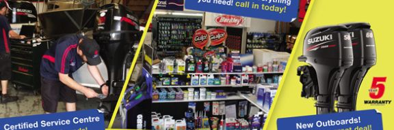 Buy online, Fishing Tackle & Sunglasses from the boat centre Auckland NZ.