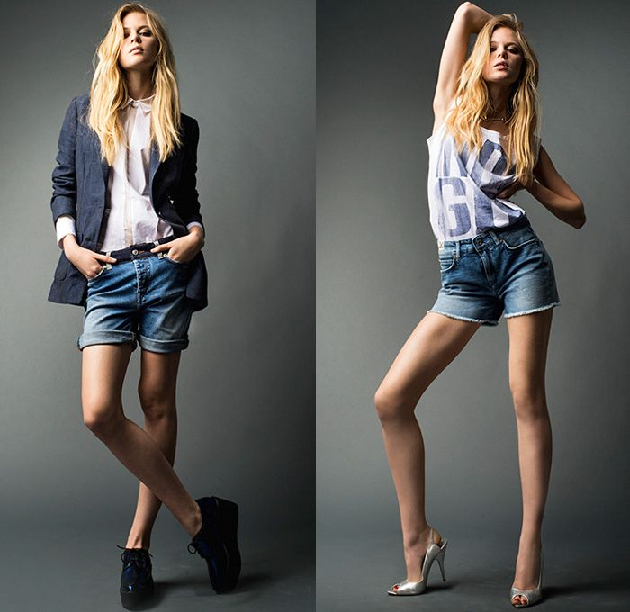 DRYKORN 2014 Spring Summer Womens Lookbook Collection ...