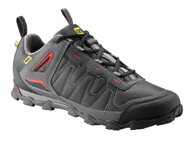 Zapatillas mtb Mavic Alpine negra/gris. Precio: 95.00 EUR