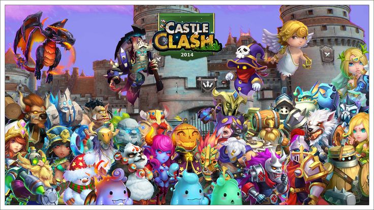 Castle Clash is a realtime strategy game by IGG. With over 10 million clashers worldwide, the heat is on in the most addictive game ever! Fight to the top. Link download http://castleclashgame.net/