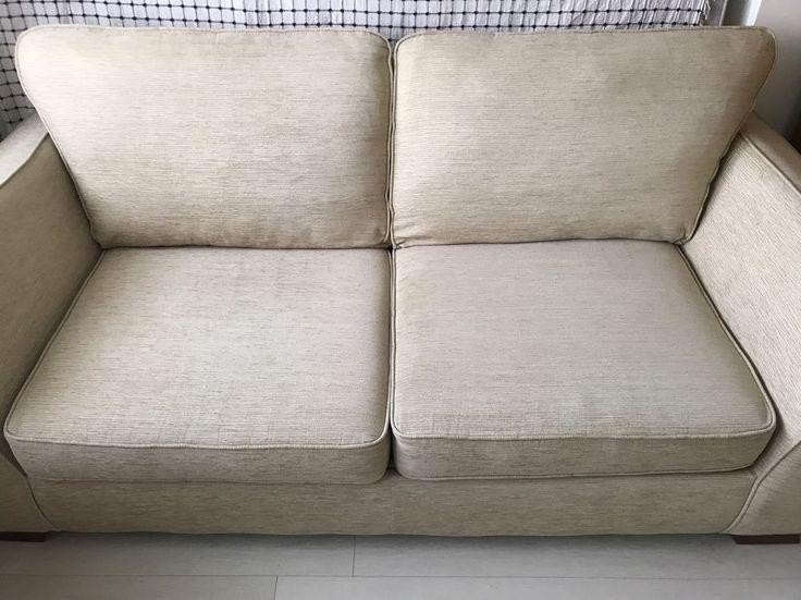 Marks & Spencer Tyler Medium Fabric Sofa Bed Beige
