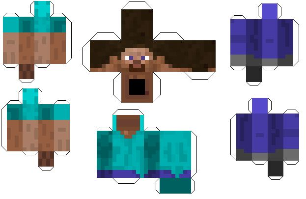 17 Best images about Minecraft paper crafts on Pinterest ...