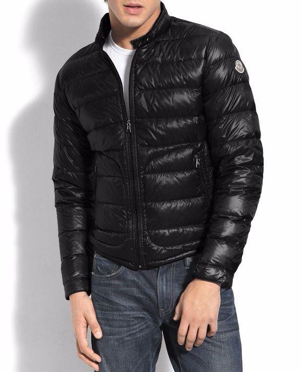 a1d09eca8 Moncler Acorus | Down Jacket Outfit Men | Jackets, Winter jackets, Leather  men