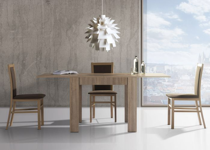 Saturn Extendable Dining Table