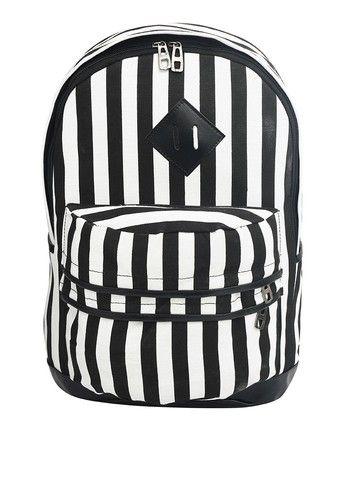 Kylie Stripes Backpack