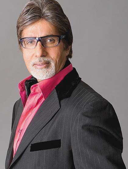Amitabh Bachchan (devánagari: अमिताभ बच्चन, urdu: امیتابھ بچن), (Allahabad 11 de octubre de 1942) actor, cantante de playback, presentador ...