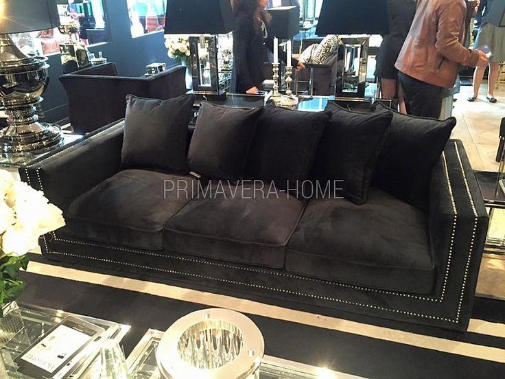 NERO Nowoczesna SOFA 2,3 osobowa kanapa rozkładana z poduszkami szara, czarna, beż.
