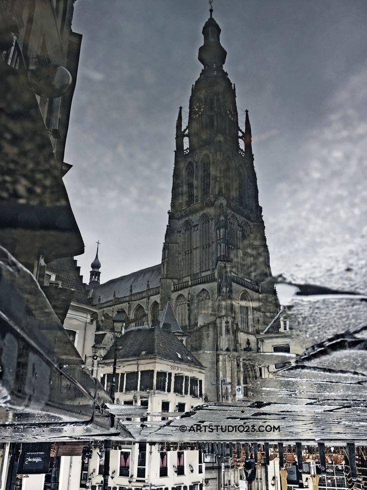 Meest gedeelde foto van dit weekend :) #Breda Grote Kerk, regen of geen regen, de workshop ZIEN Anders Kijken is weer geslaagd. Fotograaf: www.Artstudio23.com #Eyespiration