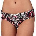 Butterfly by Matthew Williamson Multi-coloured aztec print high waisted bikini bottoms   Debenhams