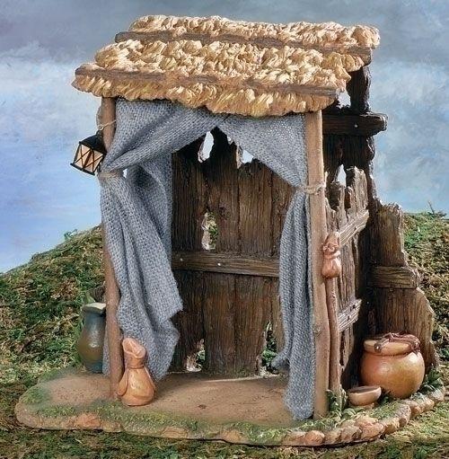 fontanini shepherds tent | Fontanini Shepherds Tent