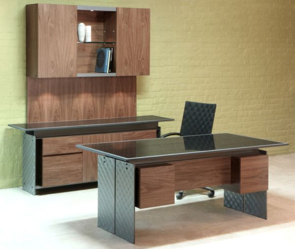 Stone Top Executive Office Furniture Modern Desk Set Stoneline Designs Office Furniture Modern Home Office Furniture Executive Office Furniture
