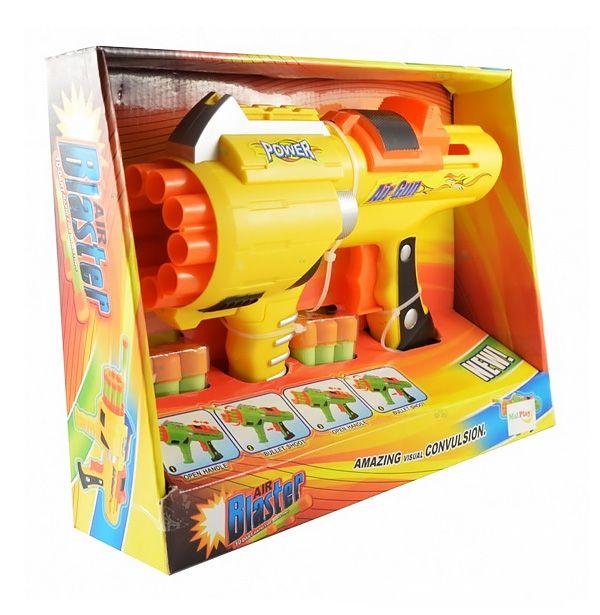 Pistolet zabawka dla każdego chłopca. #zabawki #supermisiopl