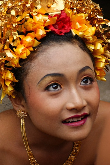 Bali                                                                                                                                                           tenganan girl                                                                              ..