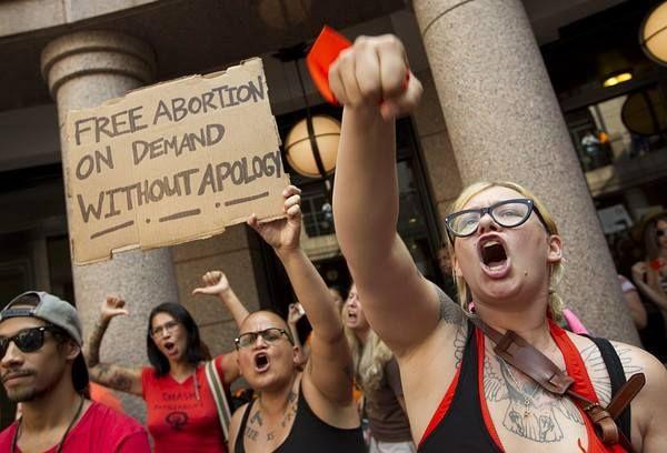 В Техасе запрещены аборты после 20 недель беременности
