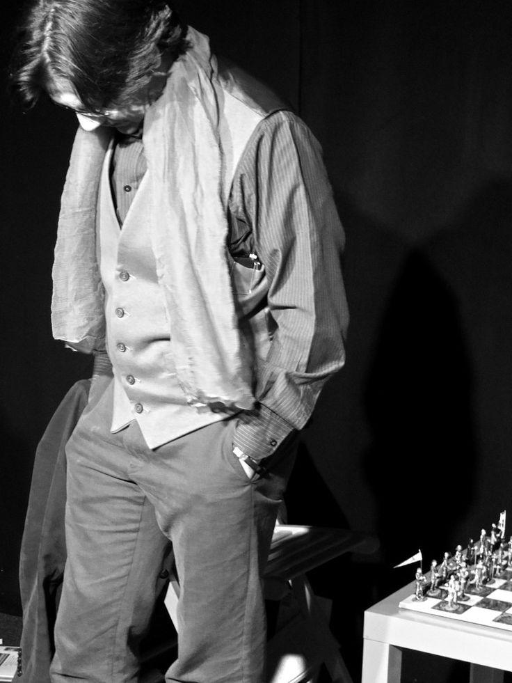 """RIMORSI - (da """"Trent'anni di lavoro"""" - cortometraggio di QUEM quintelemento) - foto di Claudio Rancati"""