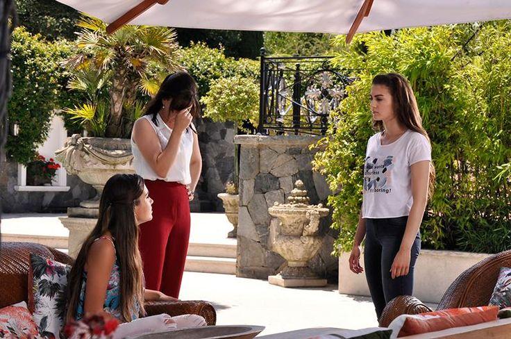 Güneşin Kızları 6. Bölüm Fotoğrafları!