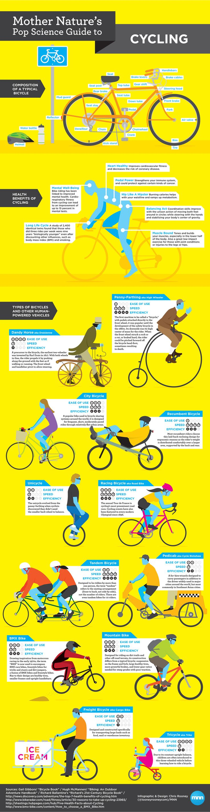 Did You Know These Facts About Cycling? | Automobile